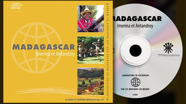 Madagascar : Imerina et Antandroy
