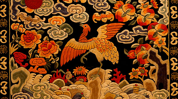 Chinese Textile Photography
