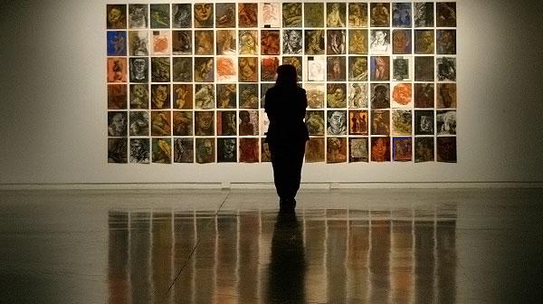 Photographie d'expositions muséales